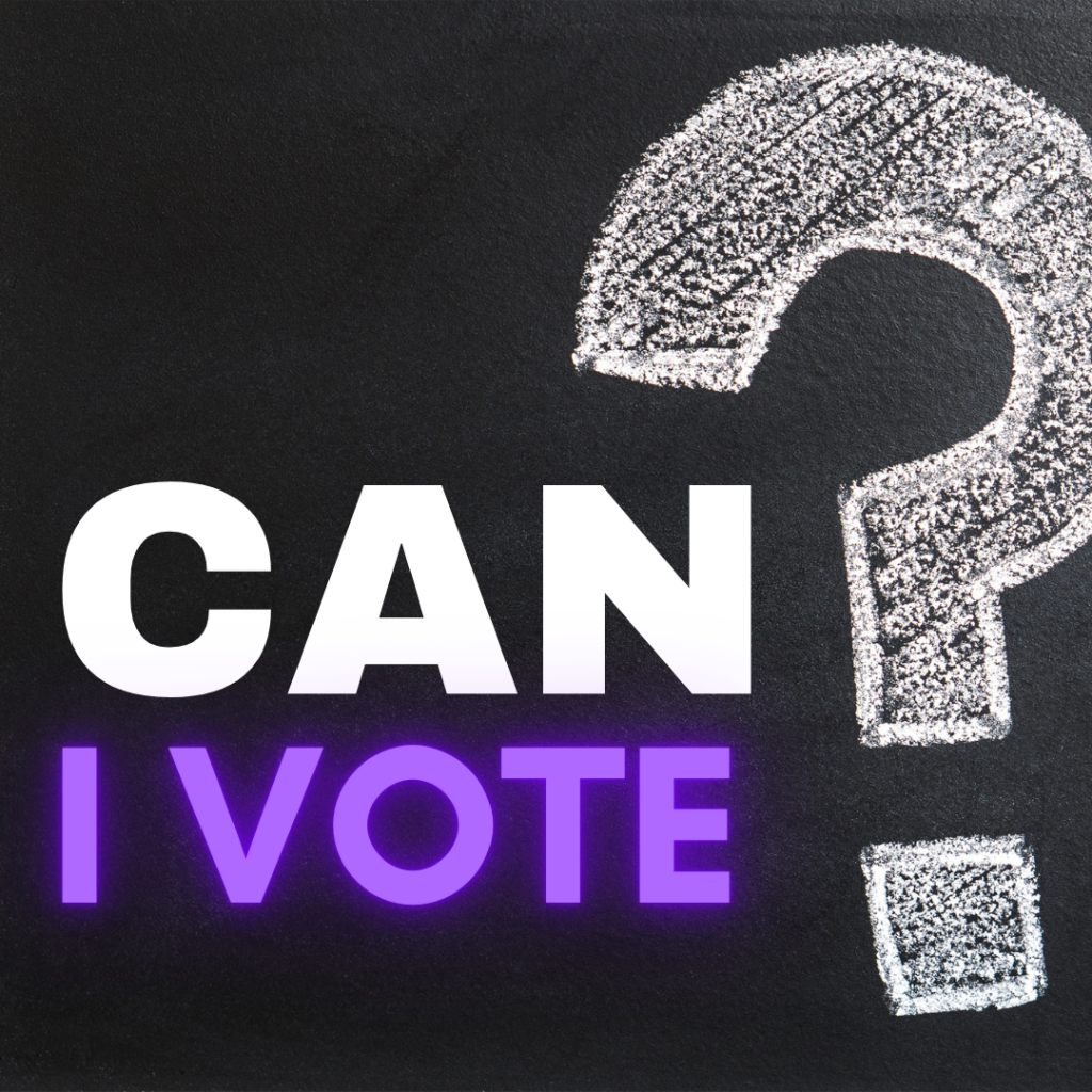 Can I Vote?