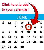 Click here to add June 3rd to your calendar